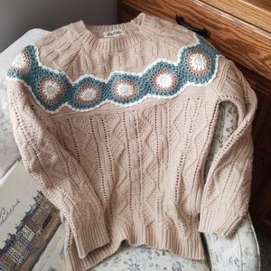 Fun winter sweater!
